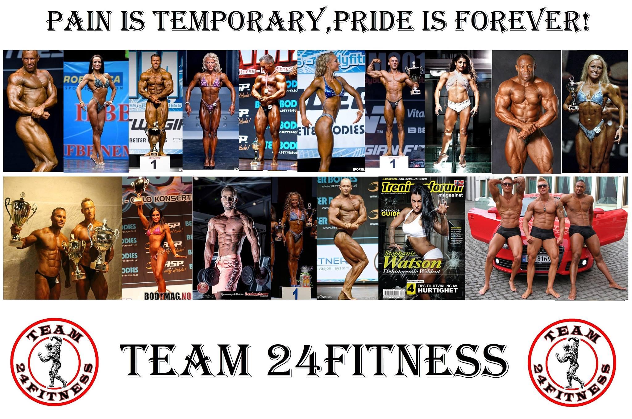 Team 24fitness