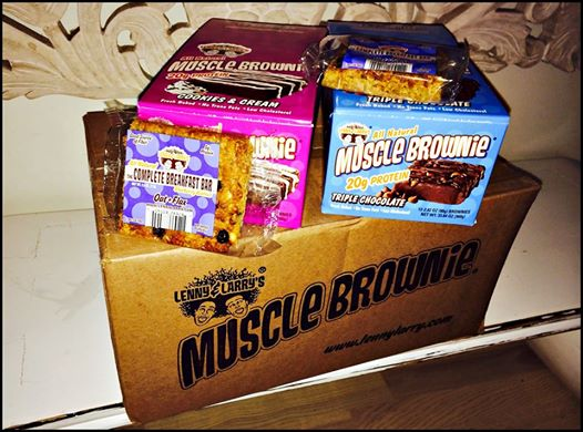 MUSCLEBROWNIES